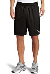 Puma Men's Team Shorts with Inner Slip
