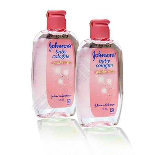 Johnson's Baby Cologne Powder Mist 125 ml Bottle