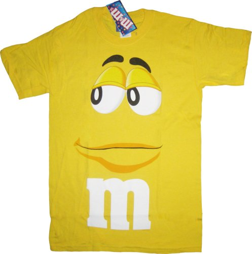 M&M M&M's Yellow Face Childrens Youth T-Shirt - Buy M&M M&M's Yellow Face Childrens Youth T-Shirt - Purchase M&M M&M's Yellow Face Childrens Youth T-Shirt (M&Ms, M&Ms Boys Shirts, Apparel, Departments, Kids & Baby, Boys, Shirts, Boys Shirts)