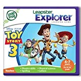 NEW Leapster Explorer - Toy Story (Toys)