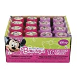 Minnie Mouse Party Favors - 16 ct bubble makers