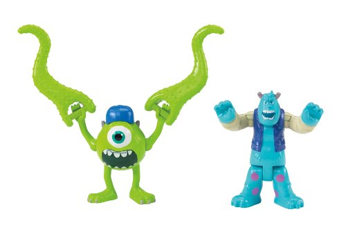 Fisher-Price Imaginext Monster's University Scary Mike & Sulley Playset