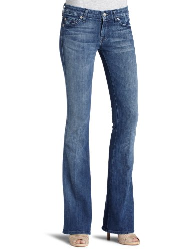 7 For All Mankind Women's A Pocket Jean With Clean Pocket