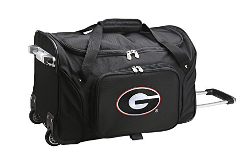 ncaa-georgia-bulldogs-wheeled-duffle-bag