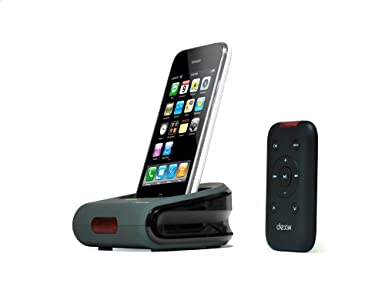 Review and Buying Guide of The Best Dexim DRA107 AV Docking with Remote Control for iPhone and iPod