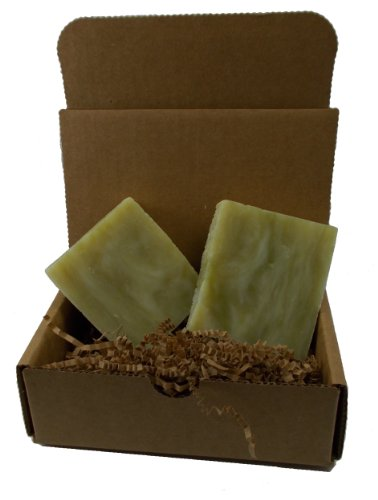 Tea Tree Soap - All Natural, Vegan / 2 Bars
