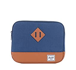 Herschel Supply Co. Heritage Sleeve for Ipad Air, Navy, One Size