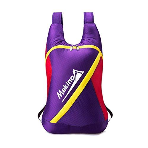 Sac Ultralight épaule étanche-violet 35L