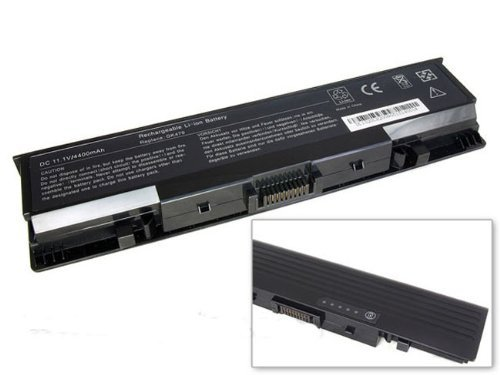 все цены на  Replacement Dell Inspiron 1520 Vostro 1500 Vostro 1700 FP282 Series Battery (11.1V 4400mAh 6 Cells)  онлайн
