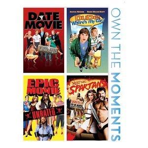 Date Movie / Dude Where's My Car / Epic Movie [Reino Unido] [DVD]