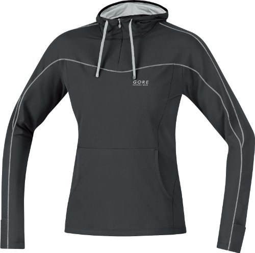 Gore Running Wear Essential Hooded Women's Shirt