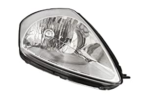 Vision Automotive MB10084B1L Mitsubishi Eclipse Driver Side Replacement Headlight Assembly