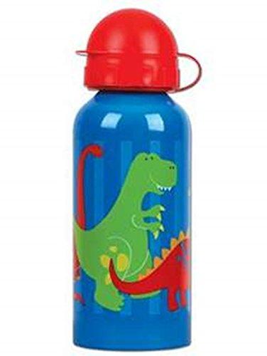 Stephen Joseph Stainless Steel Water Bottle, Dino front-928532