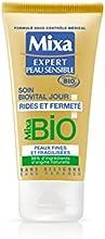 Mixa Visage Expert Peaux Sèches Soin de Jour Rides + Relâchement Bio Vital Tube 50 ml