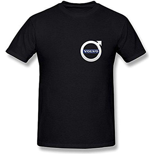 flytian-mens-famous-swedish-car-brand-volvo-logo-t-shirts-black