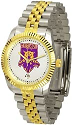 Weber State Wildcats Suntime Mens Executive Watch - NCAA College Athletics