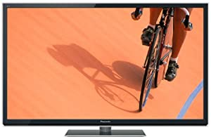 Panasonic VIERA TC-P65ST50 65-Inch 1080p 600Hz Full HD 3D Plasma TV