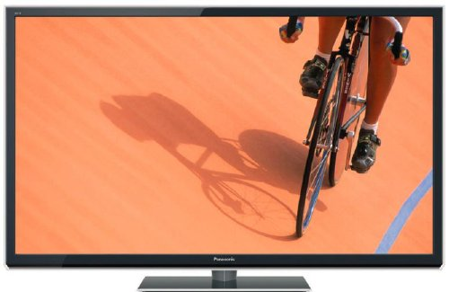 Panasonic VIERA TC-P55ST50 55-Inch 1080p 600Hz Full HD 3D Plasma TV