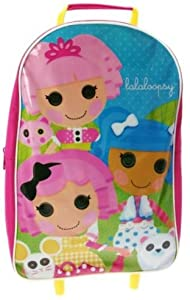 Lalaloopsy Wheeled Bag Suitcase from ACHARACTERSHOP