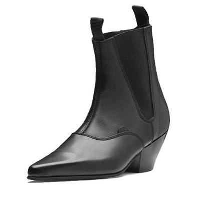 s underground beatle boots with cuban heel us 5