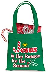 Candy Cane Design Jesus is the Reason for the Season 6