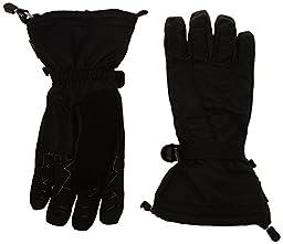 Spyder Overweb Gloves Small Black-Black
