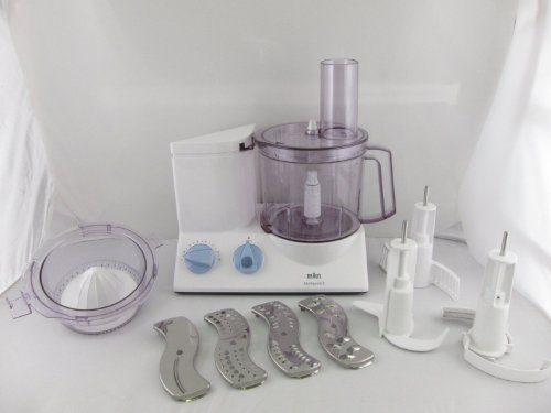 Braun 9 Cup Food Processor with Citrus Juicer and Recipes, 14 Speeds  Review