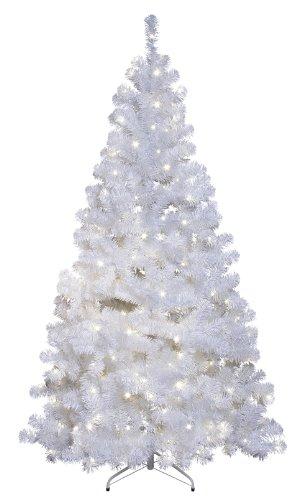 k nstlicher weihnachtsbaum hier ist die led beleuchtung. Black Bedroom Furniture Sets. Home Design Ideas