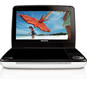 PHILIPS 9 Multi Region Portable DVD Player 5