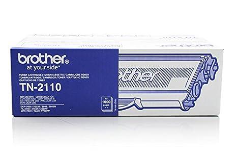 Brother HL-2170 N - Original Brother TN-2110 - Cartouche de Toner Noir -