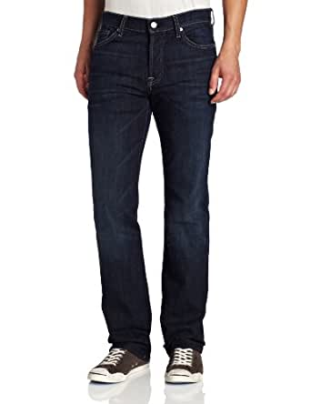 7 For All Mankind Men's Standard Straight-Leg Jean in Savonah Hills, Savonah Hills, 31X34