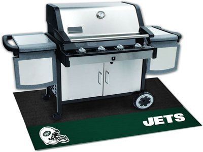 Fanmats 12195 NFL New York Jets Vinyl Grill Mat at Amazon.com