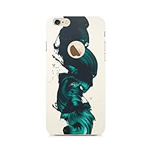 MOBICTURE Pattern Premium Designer Mobile Back Case Cover For Apple iPhone 6/6s with hole