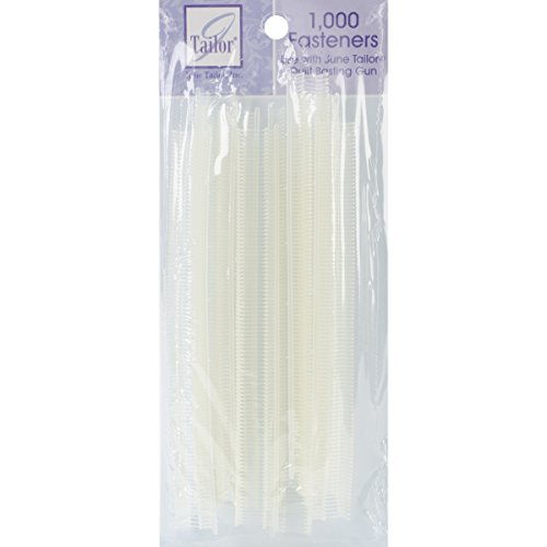 Why Choose June Tailor 1000-Pack Quilt Basting Gun Fasteners