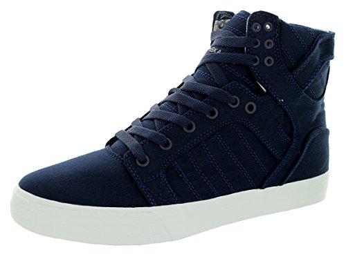 Supra Skytop Navy/White Sneaker Medium / 12 C/D US Women / 10.5 D(M) US Men
