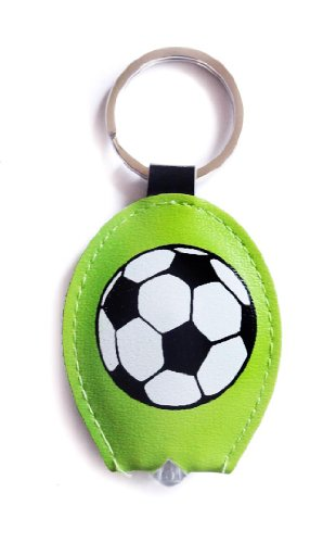 Wpl Football Keylight - Keyring With Built-In Led Torch - Gift Idea