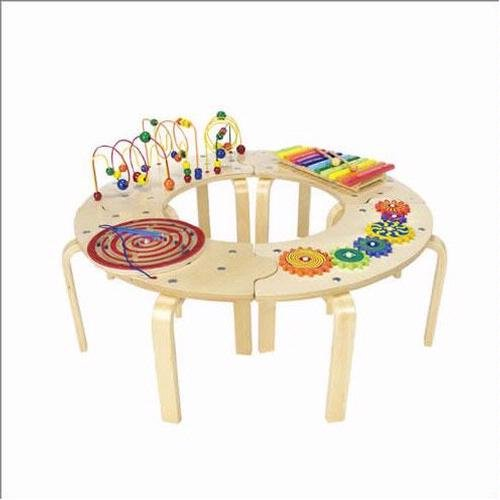 Anatex Mini Circle of Fun Puzzle Bench Set