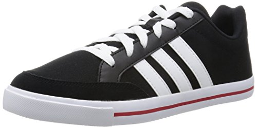 Adidas - D Summer - F99213 - Colore: Bianco-Nero-Rosso - Taglia: 44.6