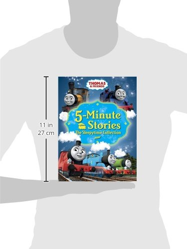 Thomas-Friends-5-Minute-Stories-The-Sleepytime-Collection-Thomas-Friends