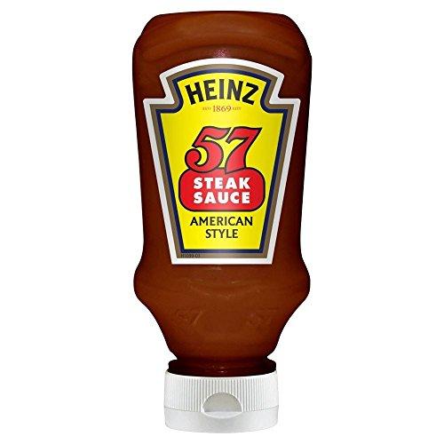 Heinz 57 Steak Sauce (220Ml) front-830251