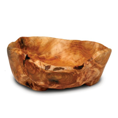 Enrico 2225 Root Wood Medium Bowl