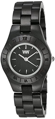 WeWOOD Moon Watch Black One Size