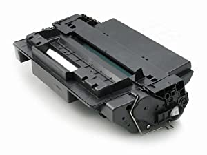 United States Toner Compatible Toner Cartridge High Yield Replacement for HP CE255X (Black)