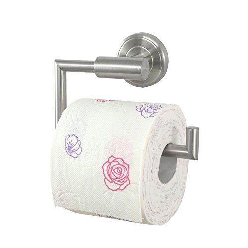 Badserie Ambiente - Toilettenpapierhalter, Edelstahl, matt