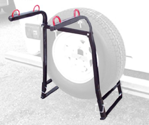 Swagman Mighty Rack - Around the Spare RV Bike Rack (Bicycle Carrier Spare Tire Mount compare prices)