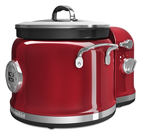 KitchenAid KMC4244CA Multi-Cooker with Stir Tower - Candy Apple (Kitchenaid Crockpot compare prices)