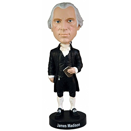 James madison bobblehead toys games toys dolls playsets for James madison pets