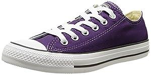 Converse Ctas Season Ox, Damen Sneakers, Violett (violet Foncé), 36 EU