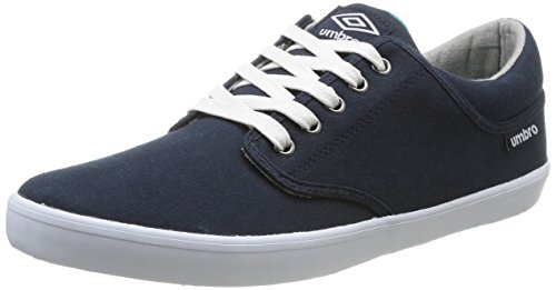 Umbro  Long Sight Cvs,  Sneaker uomo Blu Bleu (422-Marine/Blanc) 41