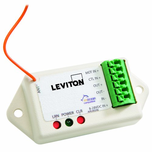 Leviton Wsd02-10 Levnet Rf Led Dimmer With Wireless Capability